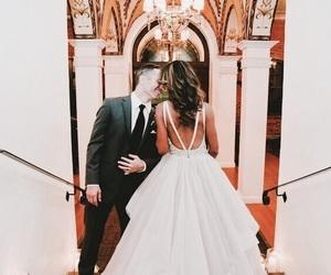 love, couple, and fashion image