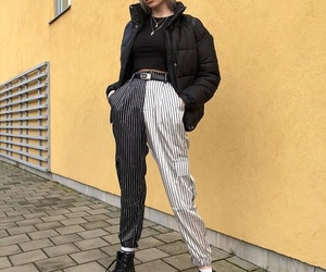 street fashion, style, and aesthetic outfit image