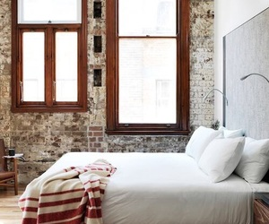 bedroom, decor, and architecture image