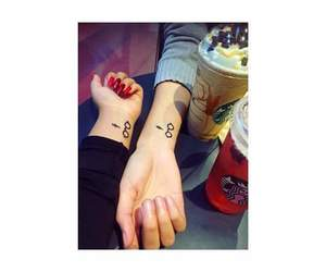 amigas, harrypotter, and tatto image