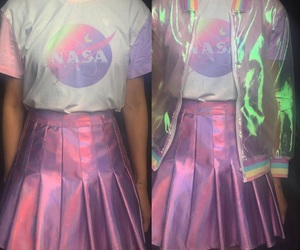 nasa, aesthetic, and pink image