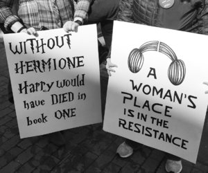 equality, harry potter, and tumblr image