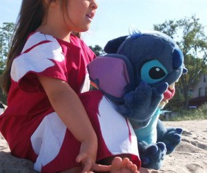 lilo, stitch, and disney image