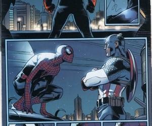 captain america, comics, and marvel comics image