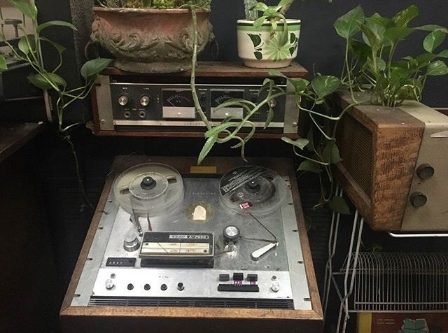 aesthetic, sound, and vintage image