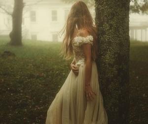 fantasy, princess, and tree image