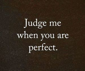 quotes, judge, and words image