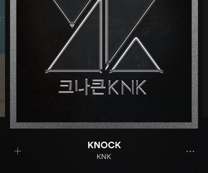 kpop, knk, and rookies image