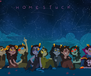 homestuck and trolls image