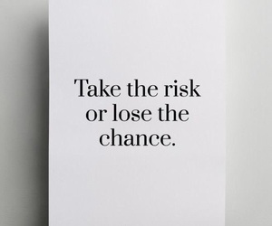 chance, life, and quote image