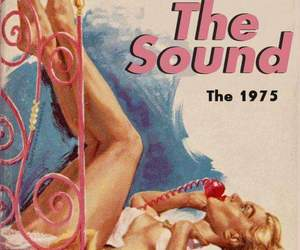the 1975, the sound, and retro image