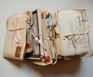 letters, vintage, and indie image