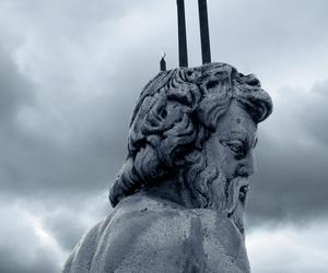 blue, god, and grunge image