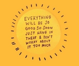 yellow and motivation image