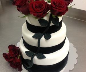 beautiful, cake, and food image