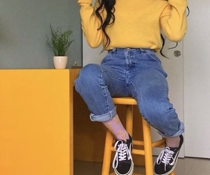 aesthetic and yellow image