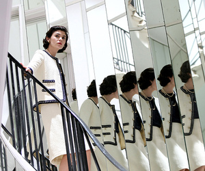 chanel, audrey tautou, and coco chanel image