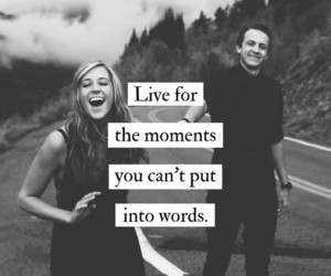 live, words, and moments image
