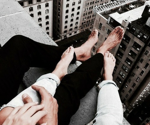 couple, love, and city image