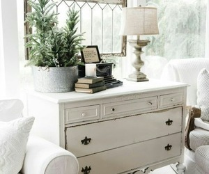 country living, interior decorating, and farmhouse style image