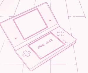 game, manga, and game over image