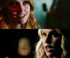 The Originals, claire holt, and shadowhunters image