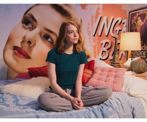 emma stone and la la land image