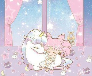 kawaii, sailor moon, and anime image
