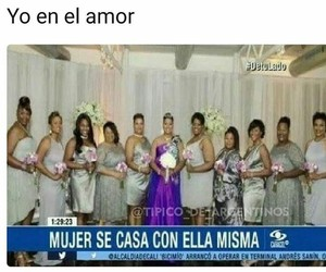 funny, gracioso, and mujer image