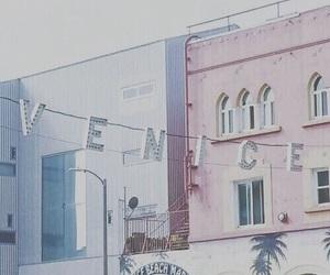 pastel, pink, and indie image
