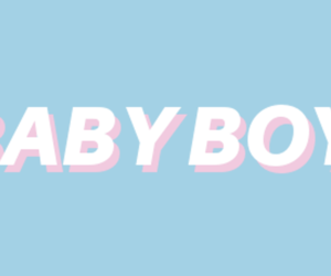 baby blue, baby boy, and header image