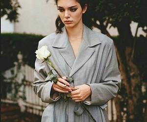 girl, model, and tears image