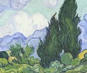 van gogh, painting, and wallpaper image
