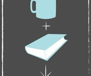 book, clever, and drawing image