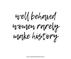 eleanor roosevelt, empowerment, and feminist image