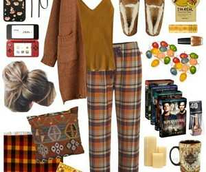 autumn, comfy, and inspiration image