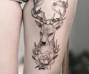 animal, ink, and tattooart image