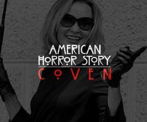 coven, jessica lange, and wallpapers image