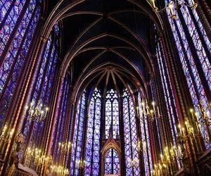 church, france, and sainte image