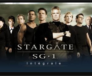 tv and star gate sg1 image