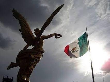 angel de la independencia and méxico image