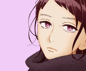 hirunaka no ryuusei, manga, and girl image