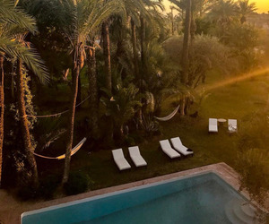 paradise, relax, and sun image