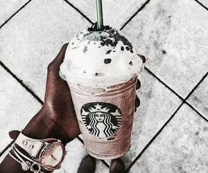 breakfast lunch dinner, starbucks coffee tumblr, and yummy inspiration image