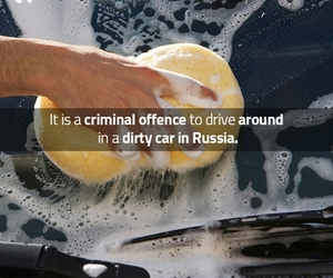 driving, russia, and live and learn image