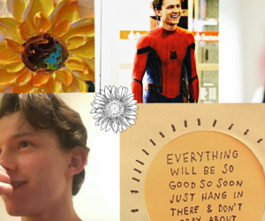 header, holland, and spiderman image