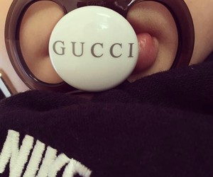 baby, family, and gucci image