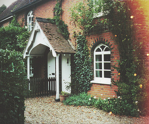 house, vintage, and home image