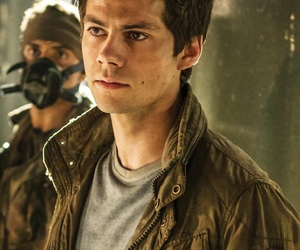 the maze runner, dylan o'brien, and maze runner image