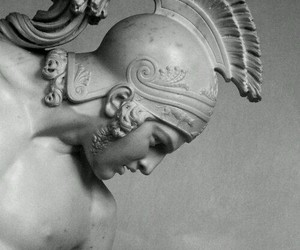 ares, aesthetic, and greek image